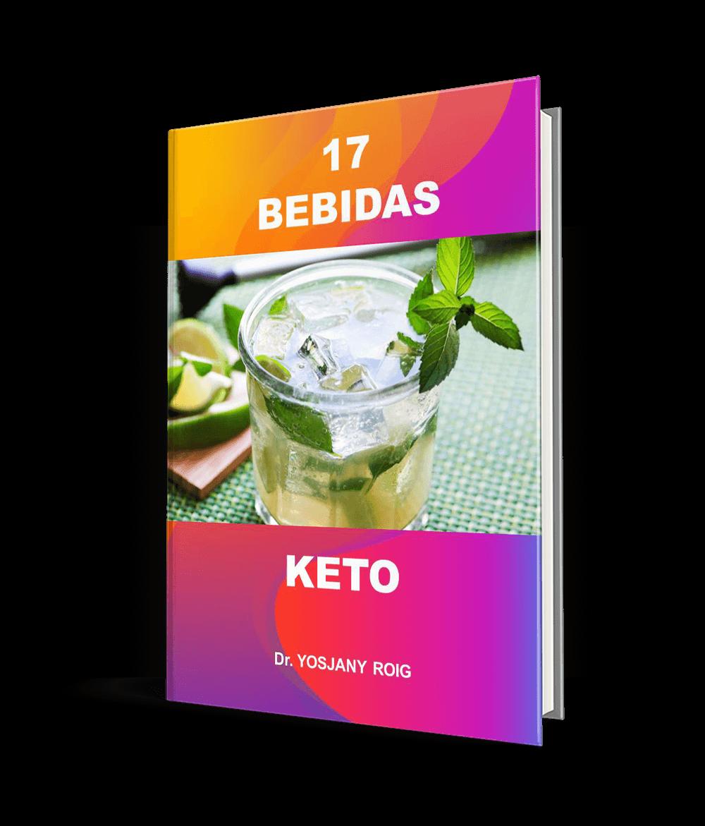 17 bebidas keto