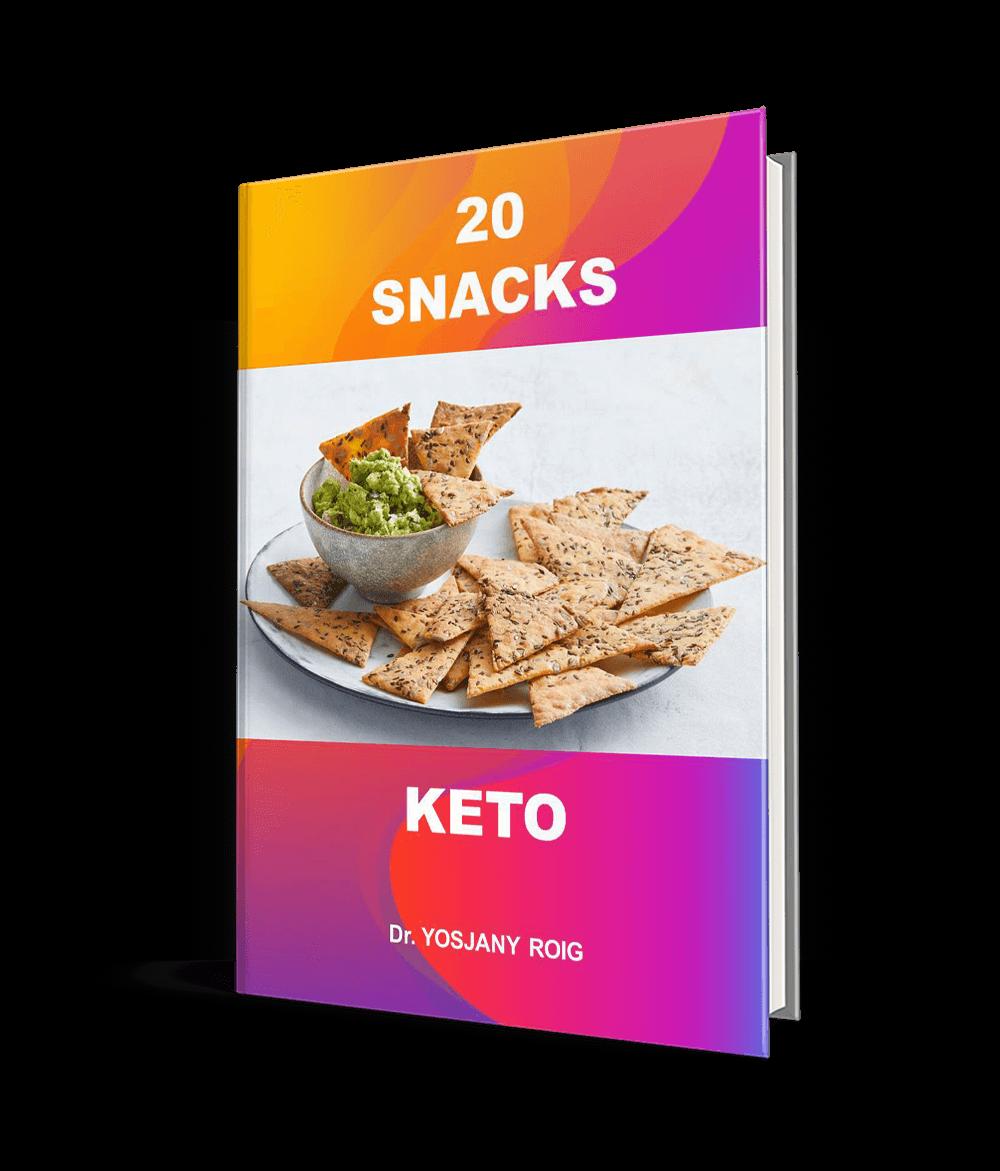 20 snacks keto