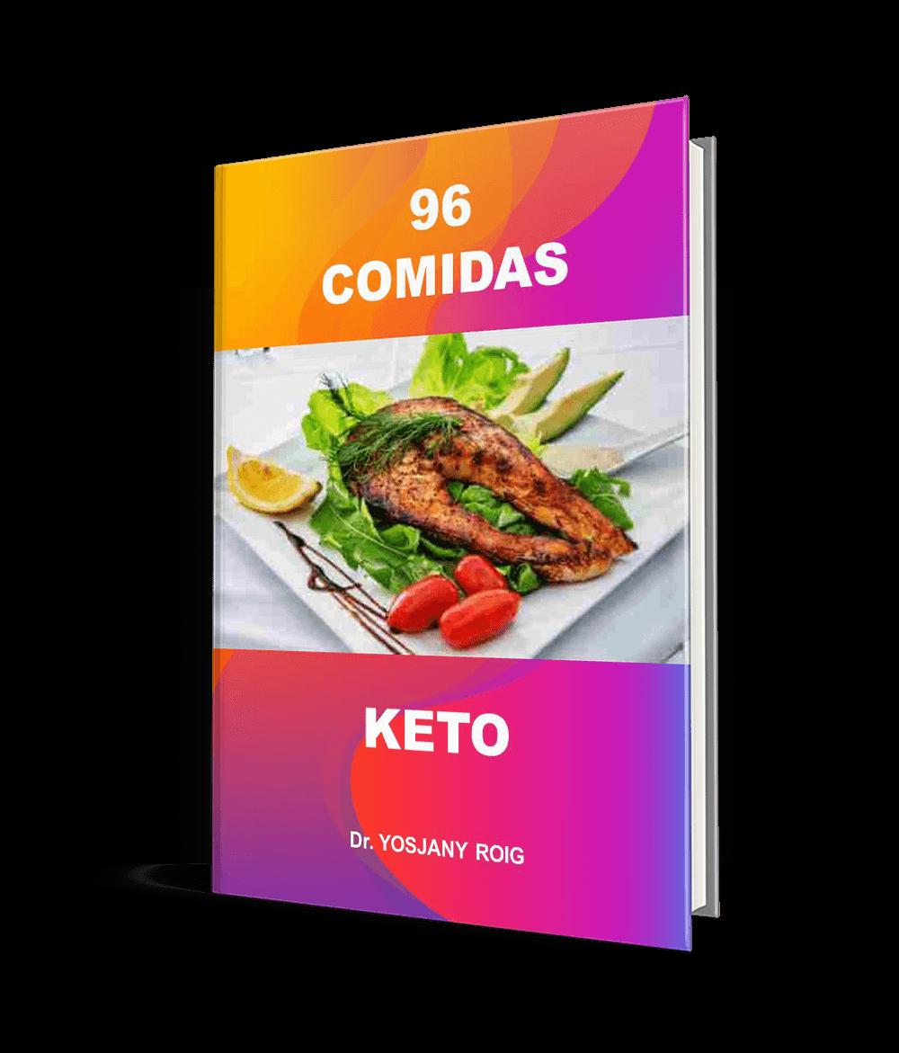 96 comidas keto