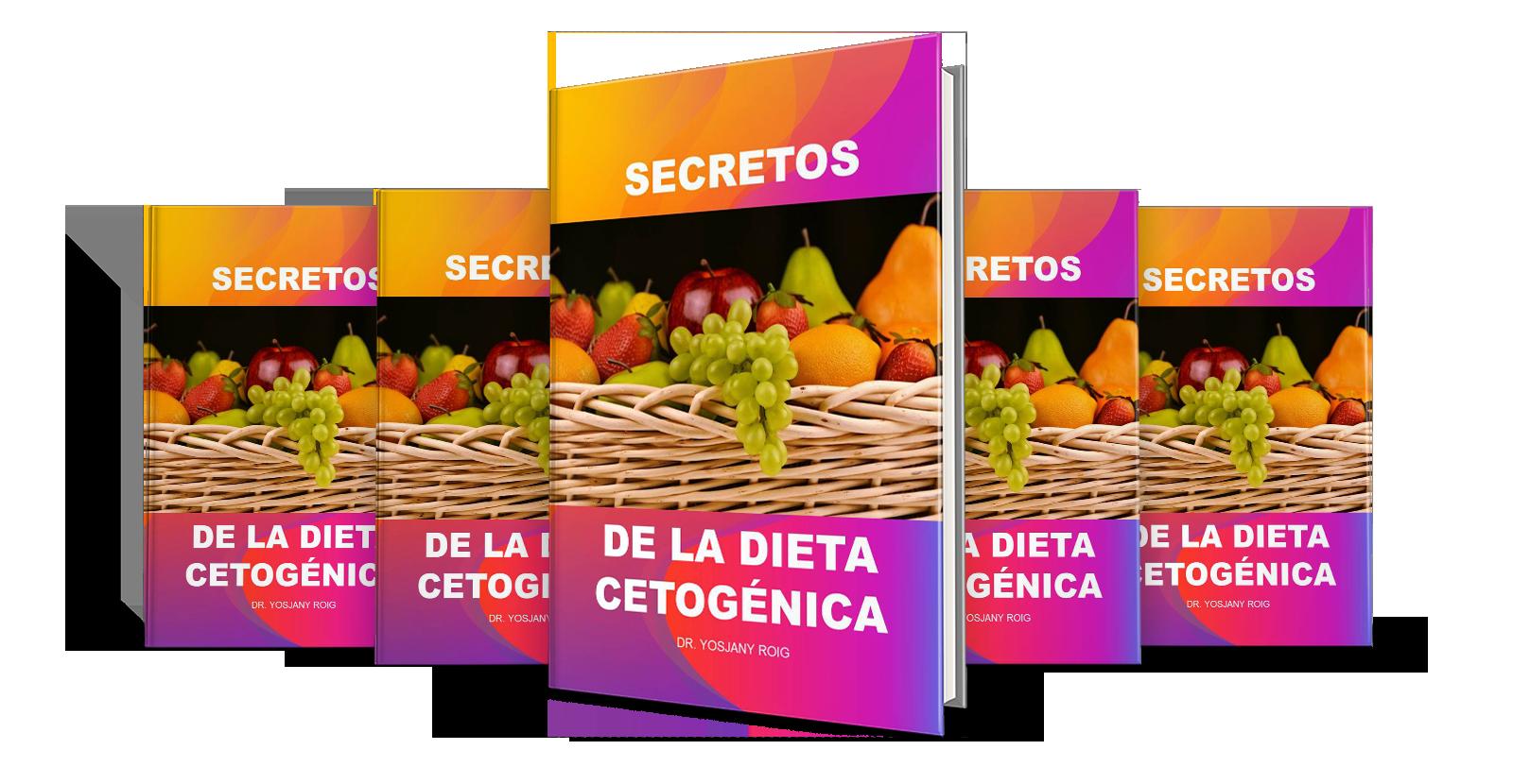 Dieta Cetogénica Keto 5 ebooks 1