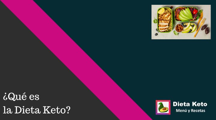 Dieta Keto que es