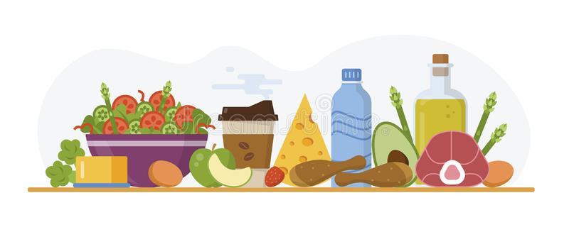 La dieta keto sube el colesterol