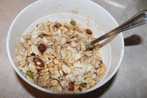 Cereal cetogénico