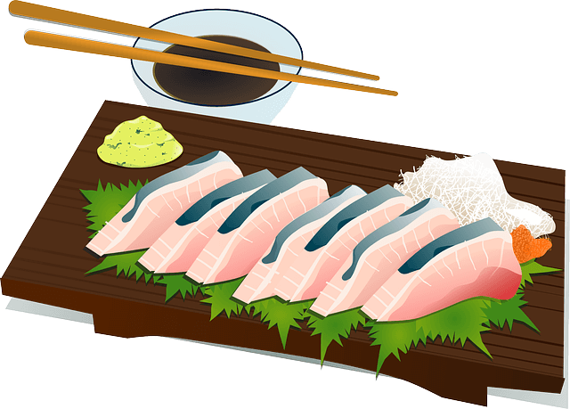 Salmón en comida keto