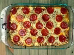Receta de pizza de quiche bajo en carbohidratos