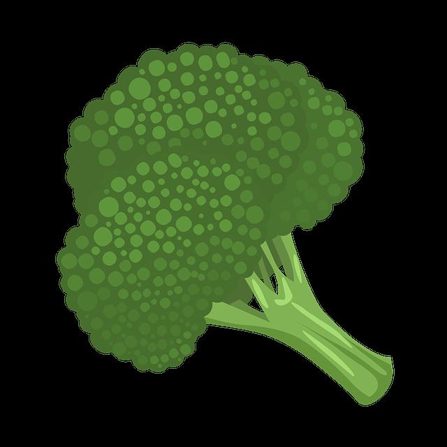 Brócoli en keto
