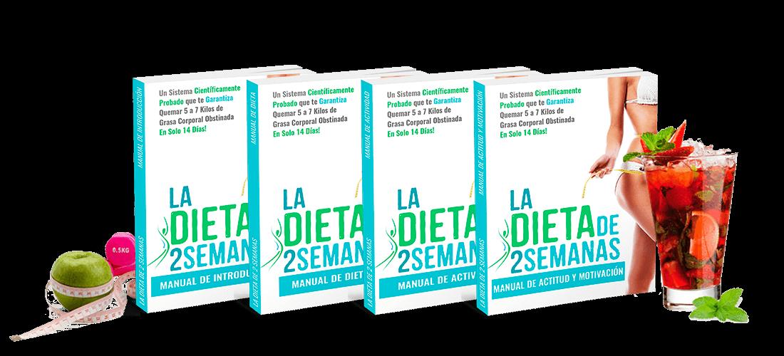 Qué es la dieta de 2 semanas