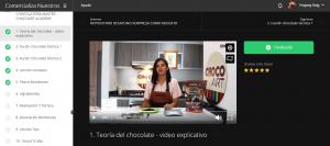 Chocolatería Master ChocoArt Academy opiniones