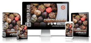 Curso Chocolatería Master de ChocoArt Academy