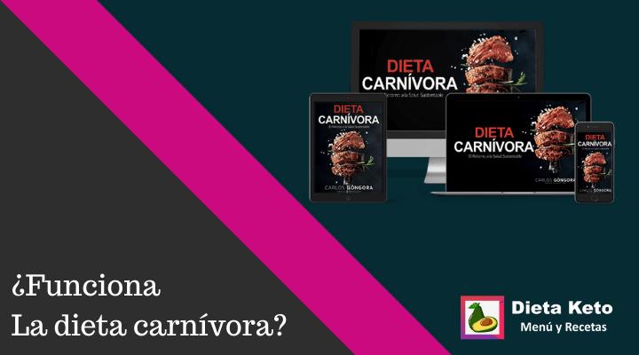 Opiniones de La Dieta Carnívora de Carlos Góngora PDF + Curso