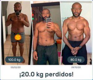 La dieta carnívora antes y después